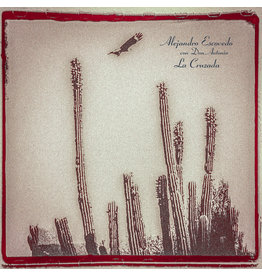 (LP) Alejandro Escovedo -  La Cruzada (RED, WHITE & GREEN STRIPED VINYL) RSD20 (October Drop Day)