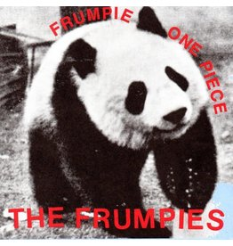 "(LP) The Frumpies - Frumpie One Piece w/Frumpies Forever (WHITE VINYL + 7"") (Bikini Kill) RSD20 (October Drop Day)"