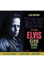 (CD) Danzig - Sings Elvis