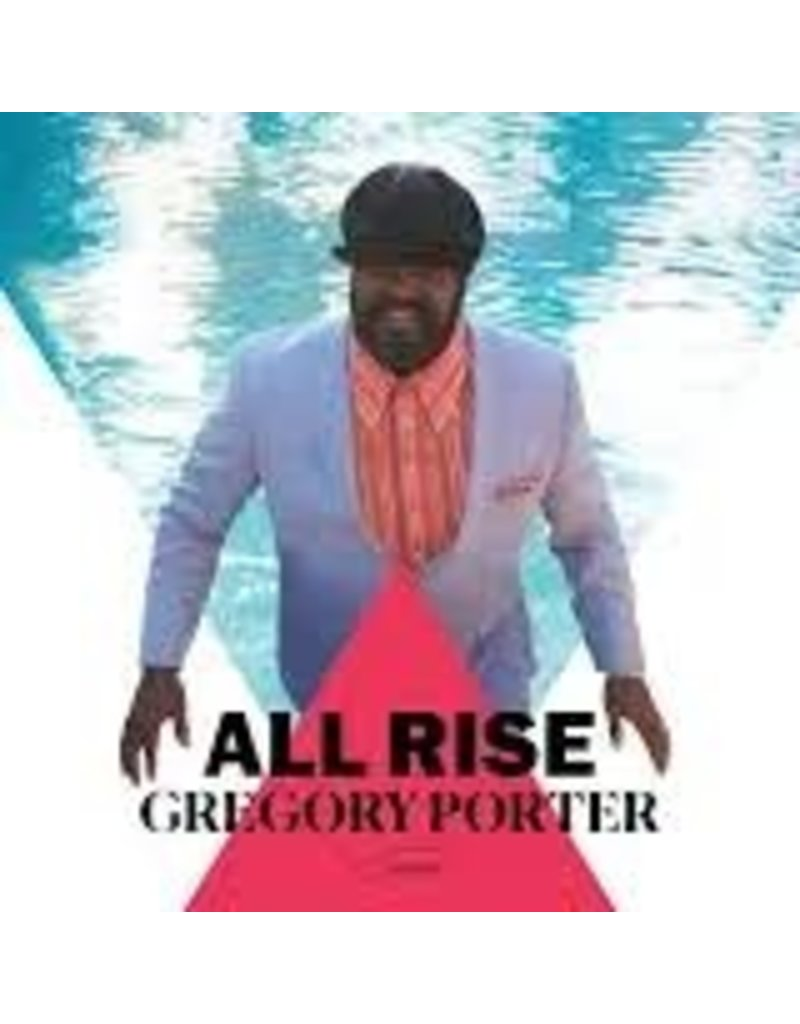 (CD) Gregory Porter - All Rise (digipak)