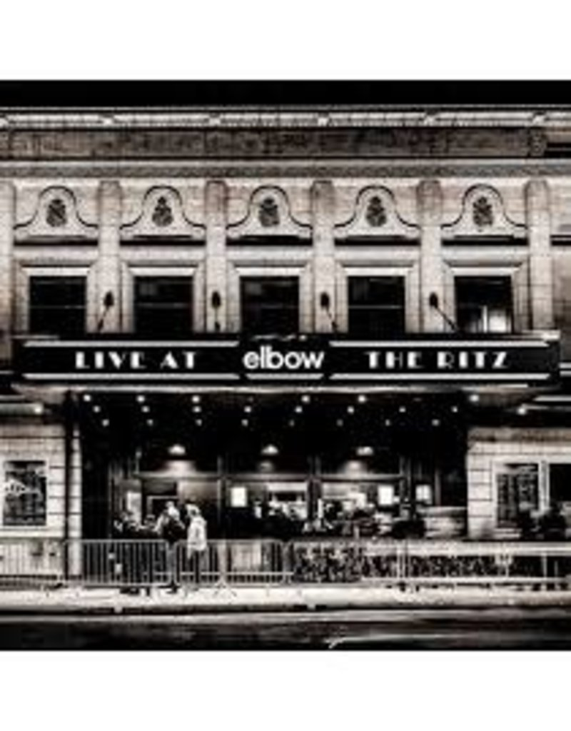 (CD) Elbow - Live At the Ritz