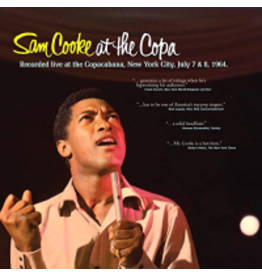 (LP) Sam Cooke - Live At The Copa (2020 Reissue)