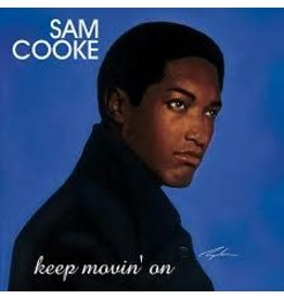 (LP) Sam Cooke - Keep Movin' On (2LP) (2020 Reissue)