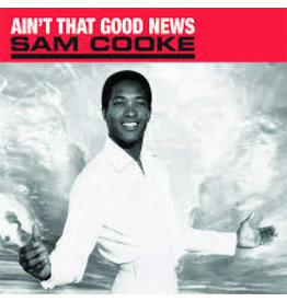 (LP) Sam Cooke - Ain't That Good News (2020 Reisue)