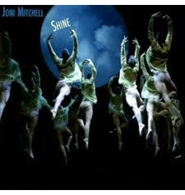(LP) Joni Mitchell - Shine (2020 Reissue)