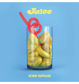 Fontana North (LP) Born Ruffians - Juice (Black Vinyl)
