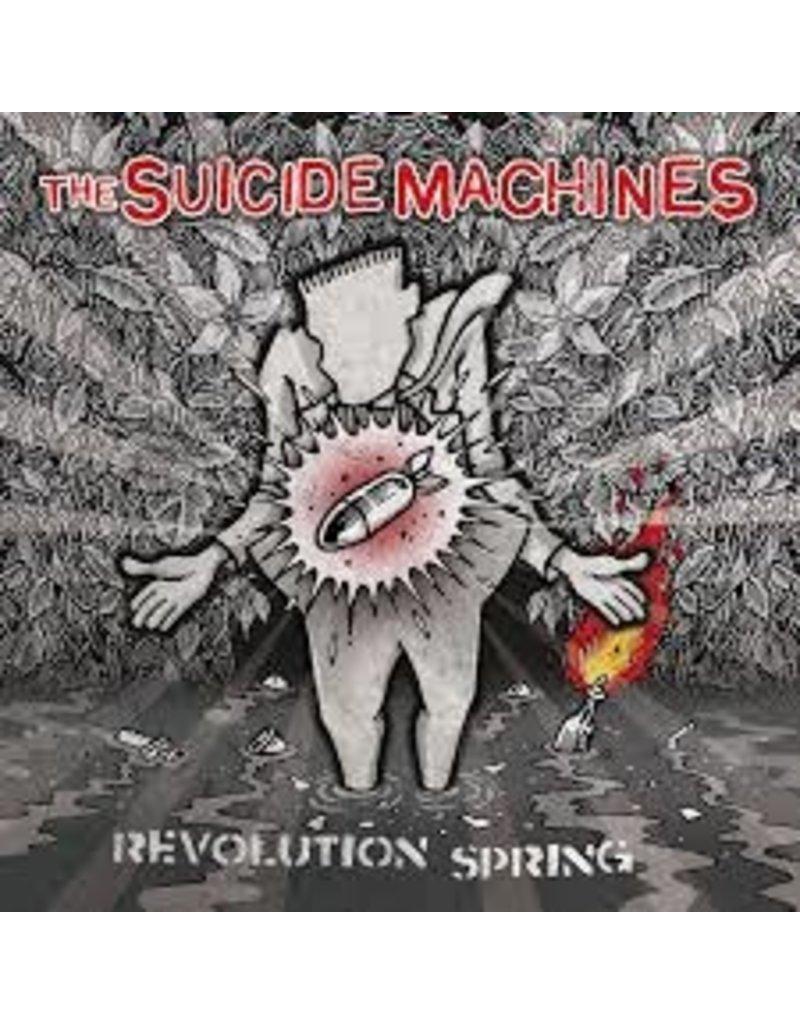 (CD) Suicide Machines - Revolution Spring