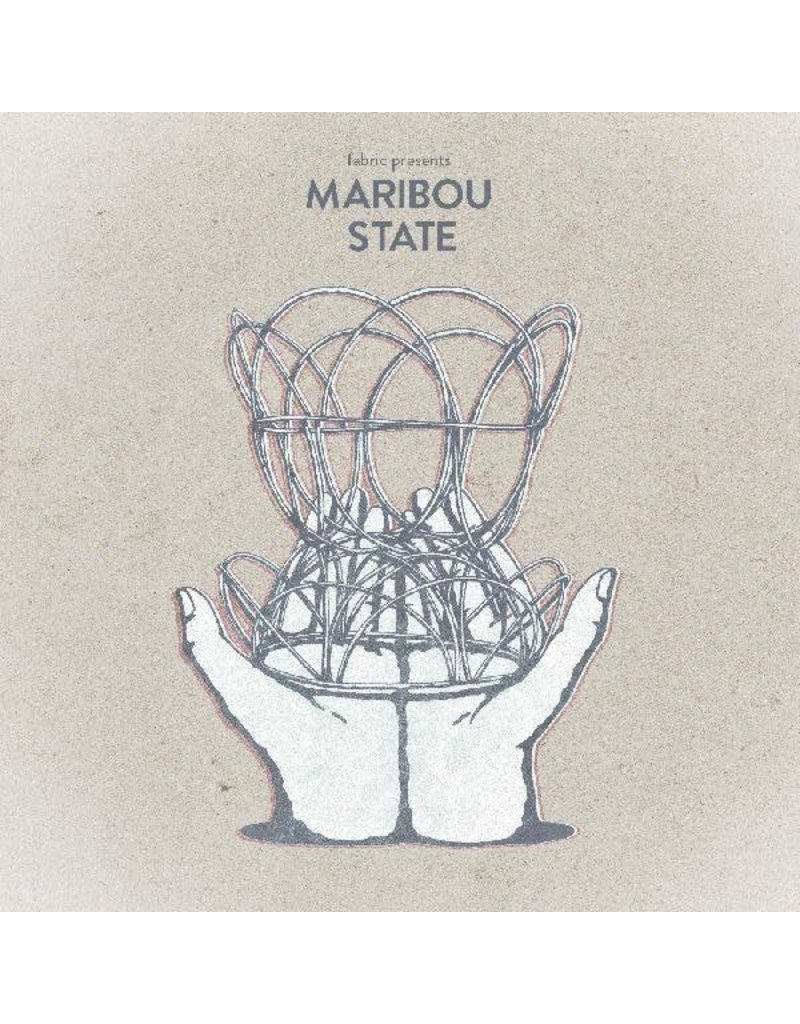 (CD) Maribou State - Fabric Presents