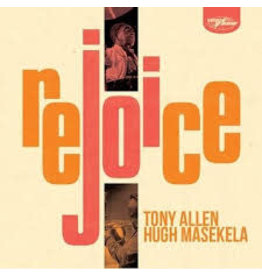 (LP) Tony Allen & Hugh Masekela - Rejoice