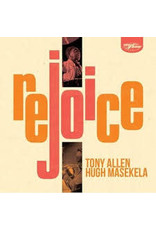 (CD) Tony Allen & Hugh Masekela - Rejoice