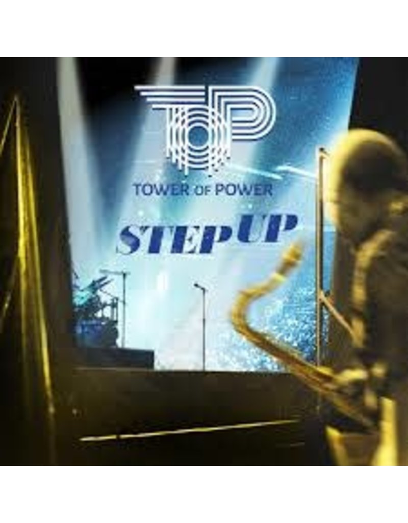 (CD) Tower Of Power - Step Up