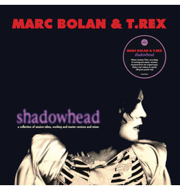 (LP) Marc Bolan & T. Rex - Shadowhead (collection of session take/working masters/mixes)  (PURPLE) UK RSD20