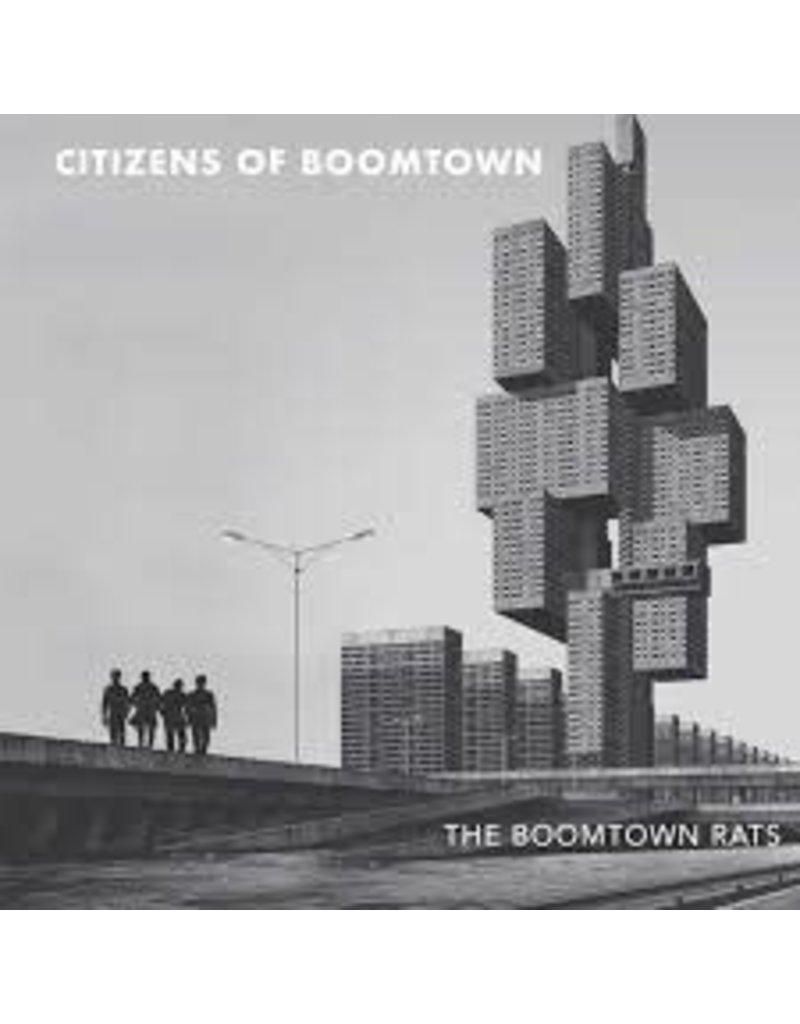 (CD) The Boomtown Rats - Citizens Of Boomtown (1st new album in 36 yrs!)