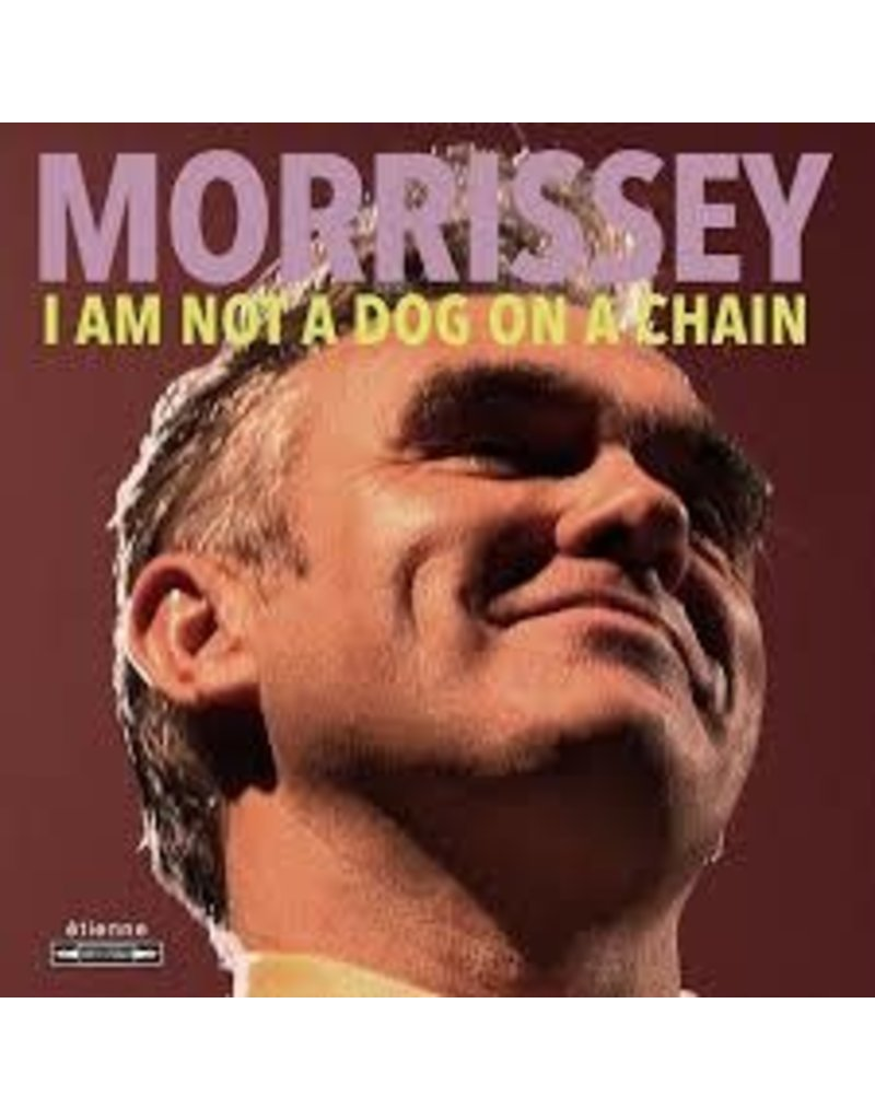 (CD) Morrissey - I Am Not A Dog On A Chain