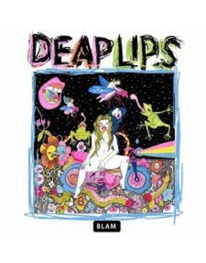 (CD) Deap Lips - Self Titled (Flaming Lips & Deap Valley)