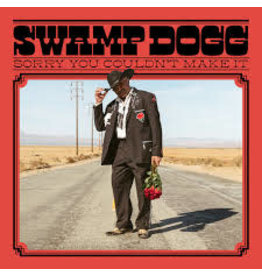 Joyful Noise (LP) Swamp Dogg - Sorry You Couldn't Make It (Jerry Williams Jr)