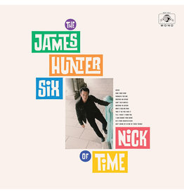 (LP) James Hunter Six - Nick Of Time