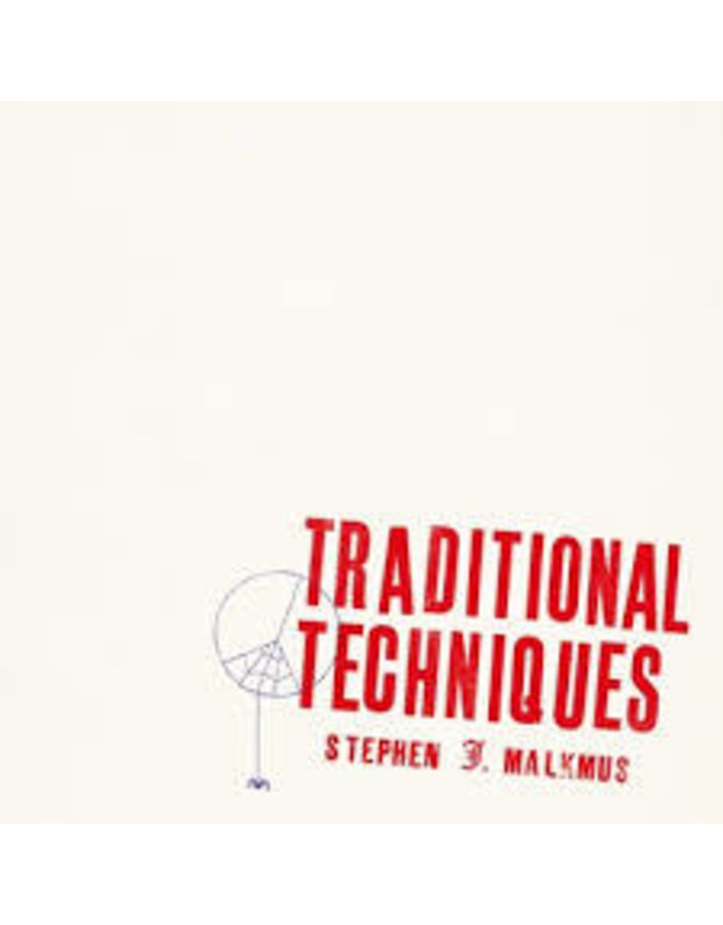 (CD) Stephen Malkmus - Traditional Techniques