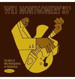 (LP) Wes Montgomery - Best Of Wes on Resonance