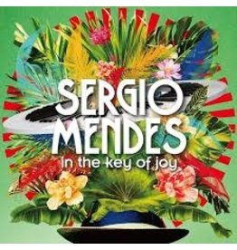 (LP) Sergio Mendes - In The Key Of Joy