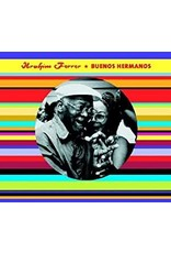 (CD) Ibrahim Ferrer & Omara Portuondo - Buenos Hermanos (Special Edition)