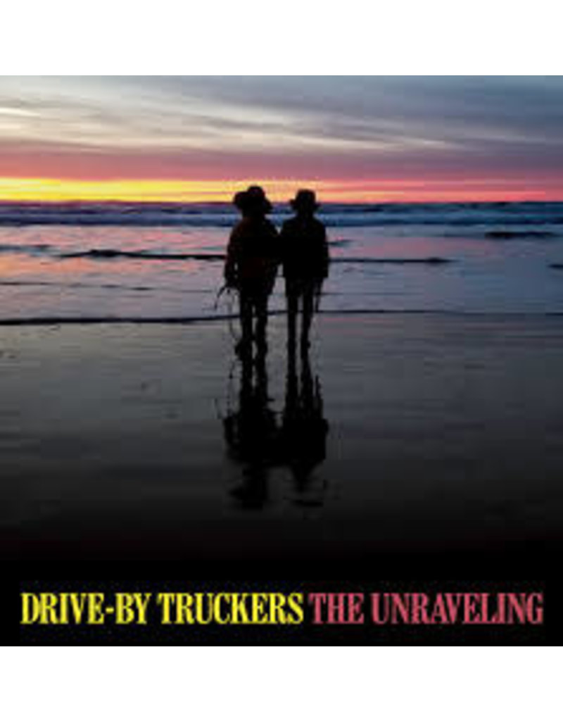 (CD) Drive-By Truckers - The Unraveling