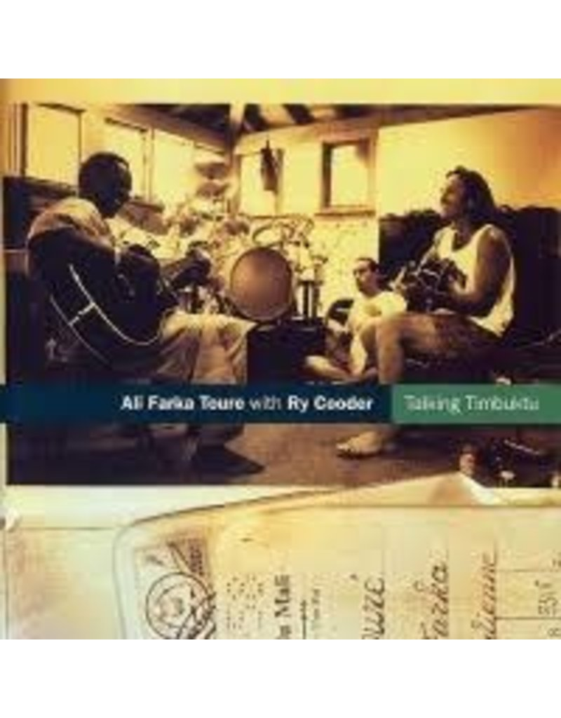 (CD) Ali Farka Toure And Ry Cooder - Talking Timbuktu (2020 Reissue)