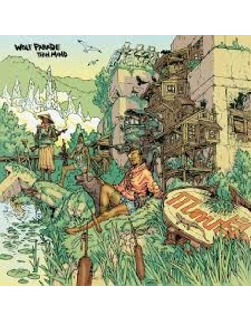 (CD) Wolf Parade - Thin Mind