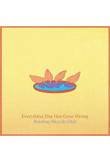 (CD) Bombay Bicycle Club - Everything Else Has Gone Wrong