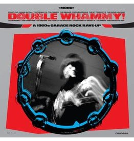 (LP) Various Artists - Double Whammy: A 1960s Garage and Folk‐Rock Rave‐Up RSD20 (October Drop Day)