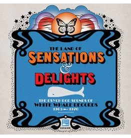 (LP) Various Artists - The Land Of Sensations And  Delights: A White Whale Records Collection RSD20