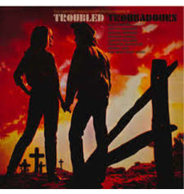 (LP) Various - Troubled Troubadours RSD20