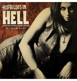 (LP) Various - Hillbillies in Hell: Volume X (Gatefold/Coloured) RSD20