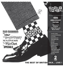 (LP) Various - Dance Craze (Ska Comp) RSD20