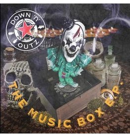 """(LP) Down 'N' Outz - Magic Box EP (12"""") RSD20 (October Drop Day)"""