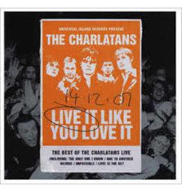 (LP) The Charlatans - Live It Like You Love It (2LP/Orange) RSD20