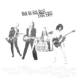 (LP) Cheap Trick - Out To Get You! Live 1977 (2LP) RSD20 (October Drop Day)
