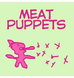"(LP) Meat Puppets - Self Titled (10"" Unreleased Tracks)RSD20"