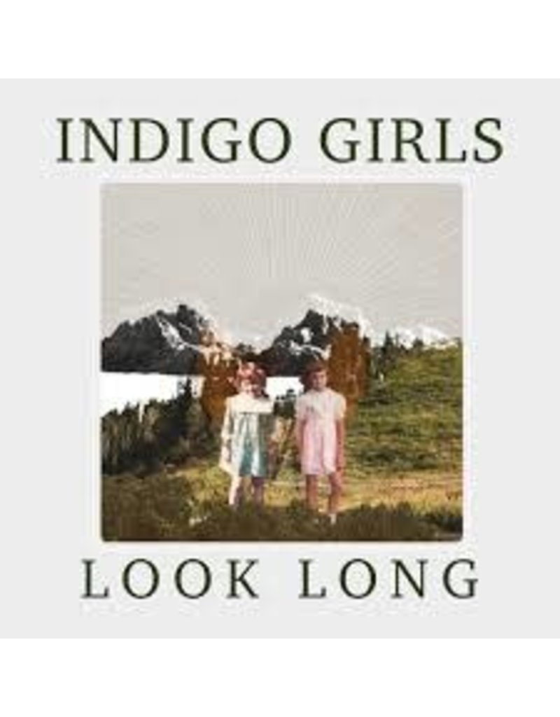 (CD) Indigo Girls - Look Long
