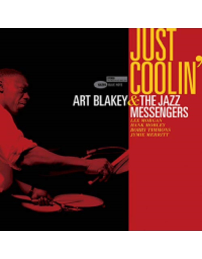(CD) Art Blakey & The Jazz Messengers - Just Coolin'