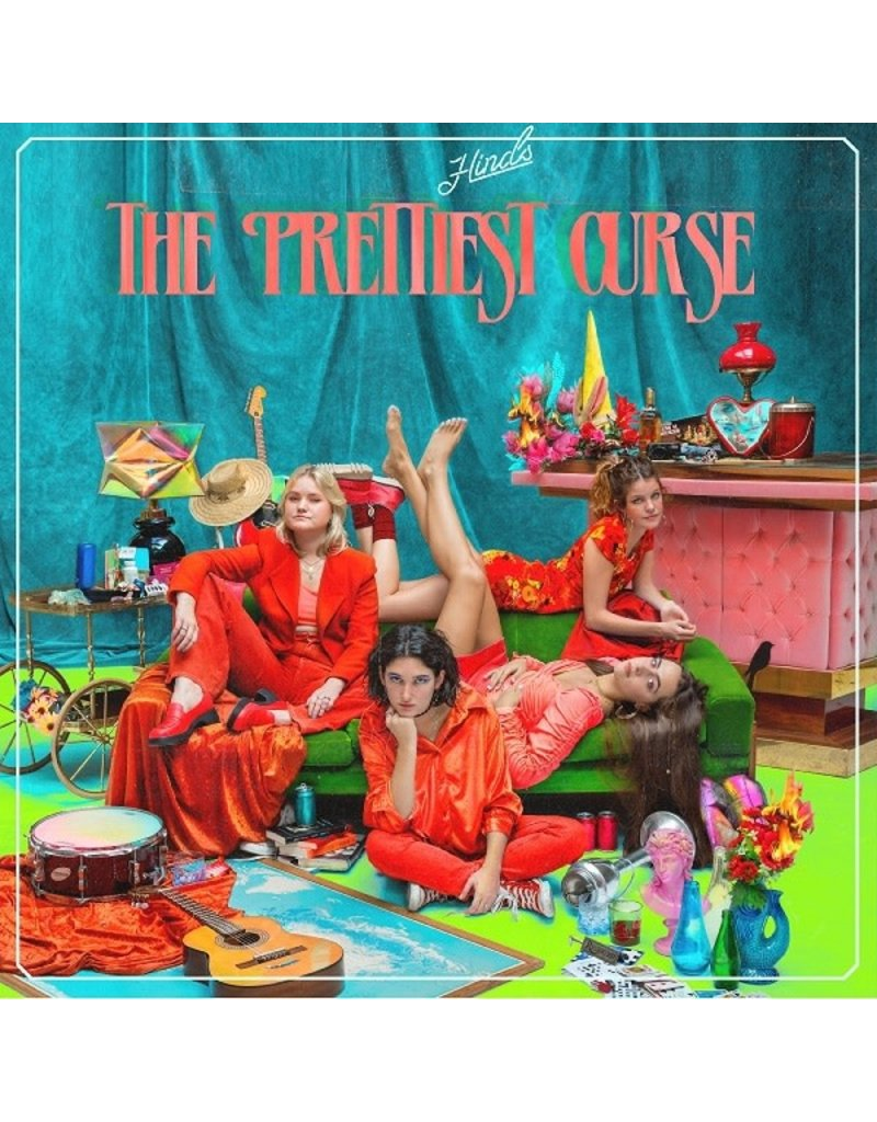 (CD) Hinds - The Prettiest Curse