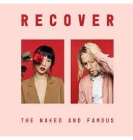 (LP) Naked and Famous - Recover (2LP)