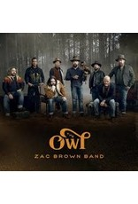 (CD) Zac Brown Band - The Owl