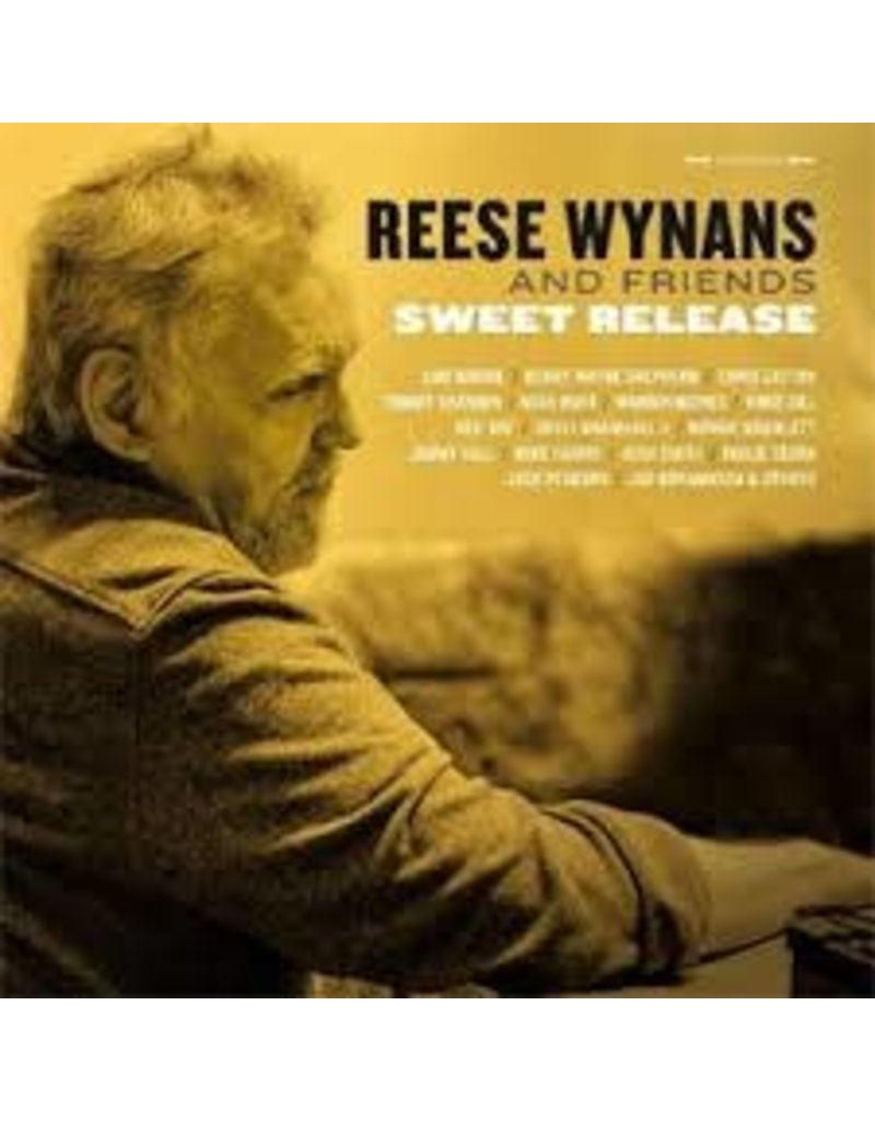 (CD) Reese Wynans and Friends - Sweet Release