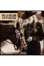 (CD) Willie Nelson - Ride Me Back Home