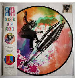 (LP) Air - Surfing On A Rocket (1LP Picture Disc) RSD19