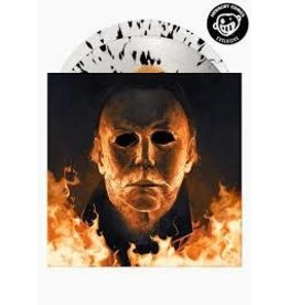 (LP) John Carpenter - Halloween OST (2018): Expanded Edition (2LP-orange/black vinyl)