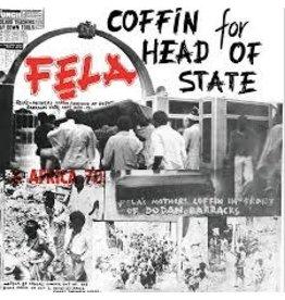 (LP) Fela Kuti - Coffin for Head of State (2019 Reissue)