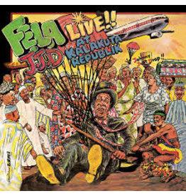 (LP) Fela Kuti - JJD (Johnny just drop) (2019 Reissue)