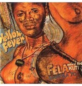 (LP) Fela Kuti - Yellow Fever (2019 Reissue)